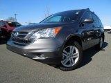 2011 Polished Metal Metallic Honda CR-V EX-L 4WD #75194331
