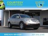 2008 Gold Mist Metallic Buick Enclave CXL #75194413