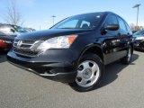 2011 Crystal Black Pearl Honda CR-V LX #75194330