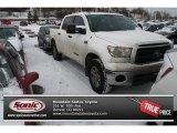 2011 Super White Toyota Tundra SR5 CrewMax 4x4 #75194016