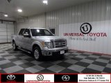 2010 Ingot Silver Metallic Ford F150 Lariat SuperCrew #75194093