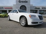 2013 Bright White Chrysler 300 C Luxury Series #75194166