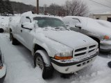 2003 Bright White Dodge Dakota Sport Club Cab 4x4 #75194159