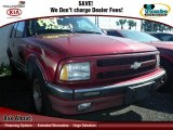 1997 Chevrolet Blazer Standard Model Data, Info and Specs