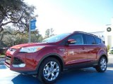 2013 Ruby Red Metallic Ford Escape SEL 1.6L EcoBoost #75226519