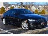 2010 Jet Black BMW 3 Series 335i xDrive Coupe #75226653