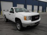 2013 GMC Sierra 2500HD Regular Cab 4x4 Data, Info and Specs