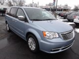 2013 Chrysler Town & Country Crystal Blue Pearl