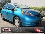 2013 Blue Raspberry Metallic Honda Fit  #75226367