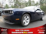 2013 Jazz Blue Pearl Dodge Challenger SXT #75226622