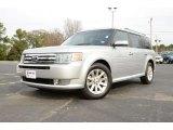 2010 Ingot Silver Metallic Ford Flex SEL #75226876