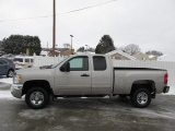 2008 Chevrolet Silverado 2500HD LT Extended Cab Data, Info and Specs