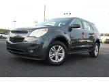 2010 Cyber Gray Metallic Chevrolet Equinox LS #75226872
