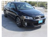 2013 Deep Black Pearl Metallic Volkswagen Jetta GLI Autobahn #75227136