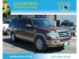 2011 Golden Bronze Metallic Ford Expedition EL King Ranch #75226853