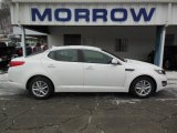 2013 Snow White Pearl Kia Optima LX #75226549
