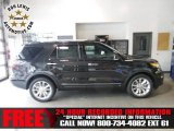 2013 Tuxedo Black Metallic Ford Explorer Limited 4WD #75226540