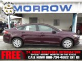 2013 Bordeaux Reserve Red Metallic Ford Fusion S #75226539