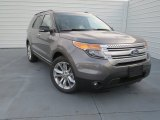 2013 Sterling Gray Metallic Ford Explorer XLT #75226705