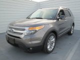 Sterling Gray Metallic Ford Explorer in 2013