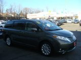 2011 South Pacific Blue Pearl Toyota Sienna Limited AWD #75288326