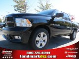 2012 Black Dodge Ram 1500 Express Crew Cab #75288322