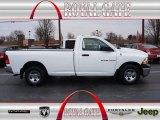 2011 Bright White Dodge Ram 1500 ST Regular Cab #75288274