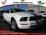 2006 Performance White Ford Mustang V6 Premium Convertible #75288495