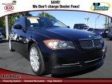 2007 Black Sapphire Metallic BMW 3 Series 335i Sedan #75288494