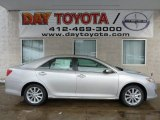 2013 Classic Silver Metallic Toyota Camry XLE #75307952