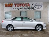 2013 Classic Silver Metallic Toyota Camry SE #75307950