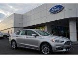 2013 Ingot Silver Metallic Ford Fusion SE 2.0 EcoBoost #75312690
