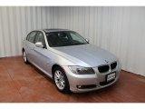 2010 Titanium Silver Metallic BMW 3 Series 328i xDrive Sedan #75312619
