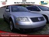 2003 Reflex Silver Metallic Volkswagen Passat GLS Sedan #75312879