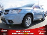2013 Winter Chill Pearl Dodge Journey SXT #75312681