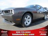 2013 Granite Crystal Metallic Dodge Challenger SXT #75312673