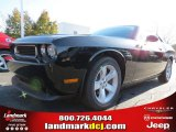 2013 Pitch Black Dodge Challenger SXT #75312671