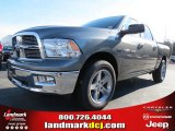 2012 Mineral Gray Metallic Dodge Ram 1500 Big Horn Crew Cab #75312668