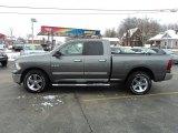 2010 Mineral Gray Metallic Dodge Ram 1500 Big Horn Quad Cab 4x4 #75312866