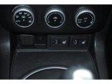 2009 Mazda MX-5 Miata Grand Touring Roadster Controls
