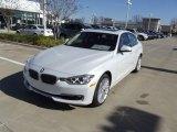 2013 Mineral White Metallic BMW 3 Series 328i Sedan #75312771