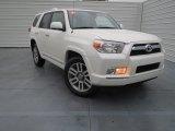 2013 Blizzard White Pearl Toyota 4Runner Limited #75312731