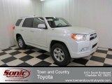 2013 Blizzard White Pearl Toyota 4Runner SR5 4x4 #75312841