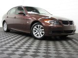 2006 Barrique Red Metallic BMW 3 Series 325xi Sedan #75312838