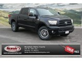 2013 Black Toyota Tundra TRD Rock Warrior CrewMax 4x4 #75336518