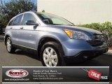 2007 Glacier Blue Metallic Honda CR-V EX-L #75336576