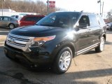2011 Tuxedo Black Metallic Ford Explorer XLT #75336344