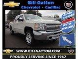 2013 White Diamond Tricoat Chevrolet Silverado 1500 LT Crew Cab 4x4 #75336760