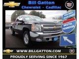 2013 Blue Ray Metallic Chevrolet Silverado 1500 LT Extended Cab 4x4 #75336758