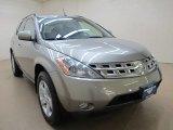 2004 Polished Pewter Metallic Nissan Murano SL #75336564
